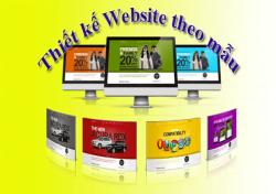 Dịch vụ thiết kế website theo mẫu giá rẻ tại Hà Nội