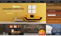 Dịch vụ thiết kế website nội thất giá rẻ trọn gói tại Hà Nội