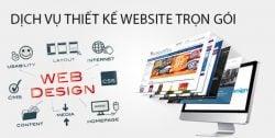 Thiết kế website wordpress theo yêu cầu trọn gói giảm tới 30%
