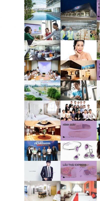 Mẫu thiết kế website Dịch vụ quay phim chụp hình quảng cáo chuyên nghiệp tại Việt Nam – L_ – lavenderstudio.com.vn