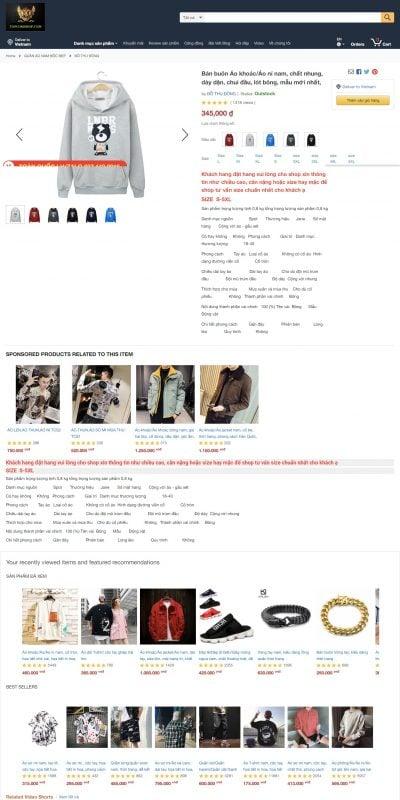 Mẫu thiết kế website bán hàng  Bán buôn Áo khoác_Áo nỉ nam, chất nhung, dày dặn, chui đầu, lót bông_ – topcomshop.com