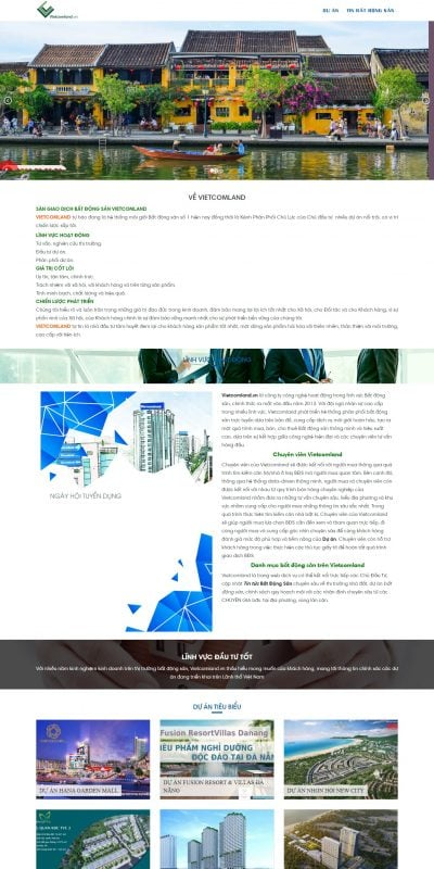 Mẫu thiết kế website tin tức vietcomland.vn-Vietcomland.vn – Vietcomland.vn, Vietcomland