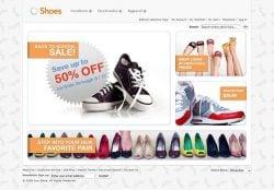 Dịch vụ thiết kế website bán giày dép giá rẻ trọn gói tại Hà Nội