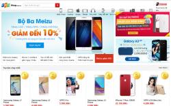Thiết kế website bán hàng giá rẻ tại Ba Đình chuyên nghiệp