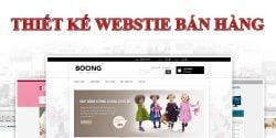 Thiết kế website bán hàng giá rẻ tại Hoàng Mai theo yêu cầu