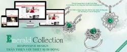 Dịch vụ thiết kế website bán đồ trang sức giá rẻ trọn gói tại Hà Nội