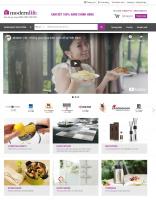 Dịch vụ thiết kế website đồ gia dụng giá rẻ trọn gói tại Hà Nội