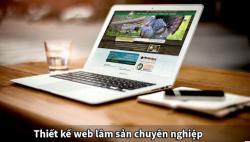 Dịch vụ thiết kế website lâm sản giá rẻ trọn gói tại Hà Nội