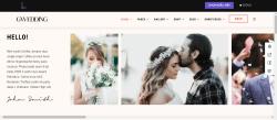Dịch vụ thiết kế website studio ảnh cưới giá rẻ trọn gói tại Hà Nội