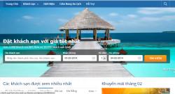 Dịch vụ thiết kế website du lịch giá rẻ trọn gói tại Hà Nội