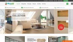 Dịch vụ thiết kế website kiến trúc nội thất giá rẻ trọn gói tại Hà Nội