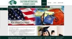 Dịch vụ thiết kế website tư vấn du học giá rẻ trọn gói tại Hà Nội