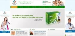 Dịch vụ thiết kế website dược phẩm giá rẻ trọn gói tại Hà Nội