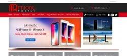 Dịch vụ thiết kế website cửa hàng điện thoại giá rẻ trọn gói tại Hà Nội