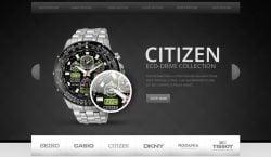 Dịch vụ thiết kế website bán đồng hồ giá rẻ trọn gói tại Hà Nội