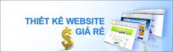 Thiết kế website giá rẻ tại Quận Long Biên chuẩn SEO giảm 30% chi phí