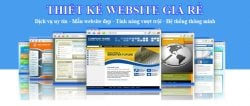 Thiết kế website giá rẻ tại Quận Tây Hồ chuyên nghiệp trọn gói 100%