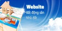 Nhận thiết kế website bất động sản tại nhà tại Hà Nội giá rẻ, trọn gói